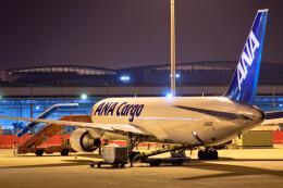 让开我先飞さんが、広州白雲国際空港で撮影した全日空 767-381F/ERの航空フォト(飛行機 写真・画像)
