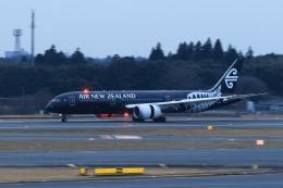 anyongさんが、成田国際空港で撮影したニュージーランド航空 787-9の航空フォト(飛行機 写真・画像)