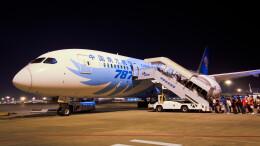 让开我先飞さんが、広州白雲国際空港で撮影した中国南方航空 787-8 Dreamlinerの航空フォト(飛行機 写真・画像)