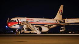 让开我先飞さんが、成都双流国際空港で撮影した中国東方航空 A320-232の航空フォト(飛行機 写真・画像)