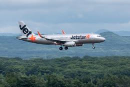 Y-Kenzoさんが、新千歳空港で撮影したジェットスター・ジャパン A320-232の航空フォト(飛行機 写真・画像)