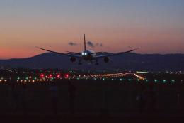平凡なおっちゃんさんが、伊丹空港で撮影した全日空 787-8 Dreamlinerの航空フォト(飛行機 写真・画像)
