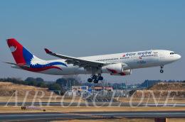 AIRFORCE ONEさんが、成田国際空港で撮影したネパール航空 A330-243の航空フォト(飛行機 写真・画像)
