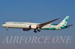 AIRFORCE ONEさんが、成田国際空港で撮影したエティハド航空 787-10の航空フォト(飛行機 写真・画像)