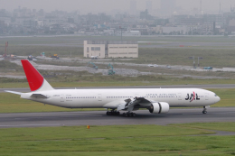 senyoさんが、羽田空港で撮影した日本航空 777-346の航空フォト(飛行機 写真・画像)