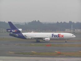 hachiさんが、成田国際空港で撮影したフェデックス・エクスプレス MD-11Fの航空フォト(飛行機 写真・画像)