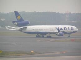 hachiさんが、成田国際空港で撮影したヴァリグ MD-11の航空フォト(飛行機 写真・画像)