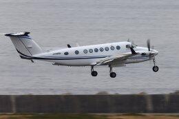 khideさんが、神戸空港で撮影したノエビア B300の航空フォト(飛行機 写真・画像)
