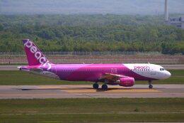 khideさんが、新千歳空港で撮影したピーチ A320-214の航空フォト(飛行機 写真・画像)