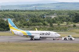 Y-Kenzoさんが、新千歳空港で撮影したAIR DO 737-781の航空フォト(飛行機 写真・画像)