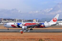 いっくんさんが、伊丹空港で撮影した日本航空 767-346/ERの航空フォト(飛行機 写真・画像)