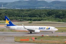 Y-Kenzoさんが、新千歳空港で撮影したスカイマーク 737-82Yの航空フォト(飛行機 写真・画像)