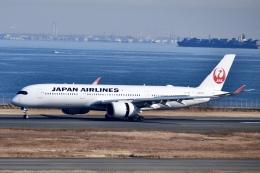 はやさんが、羽田空港で撮影した日本航空 A350-941の航空フォト(飛行機 写真・画像)