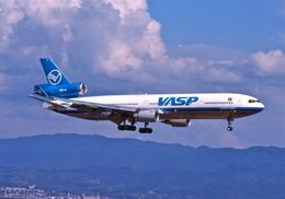 関西国際空港 - Kansai International Airport [KIX/RJBB]で撮影されたVASP航空 - VASPの航空機写真