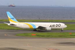 inyoさんが、羽田空港で撮影したAIR DO 767-33A/ERの航空フォト(飛行機 写真・画像)