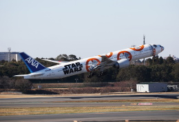 MOHICANさんが、成田国際空港で撮影した全日空 777-381/ERの航空フォト(飛行機 写真・画像)