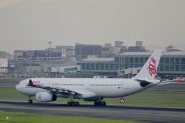 h_wajyaさんが、福岡空港で撮影した香港ドラゴン航空 A330-342Xの航空フォト(飛行機 写真・画像)