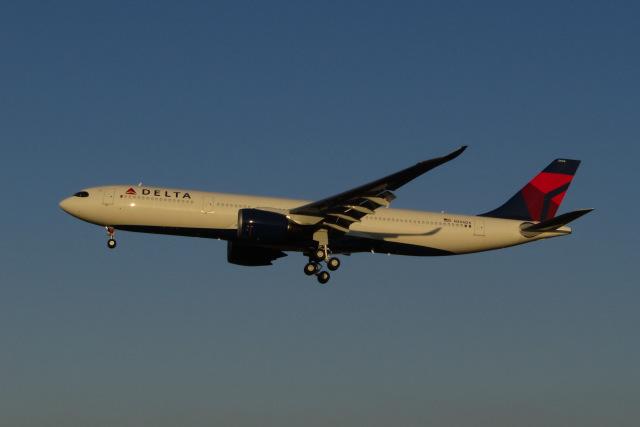 Y.Kさんが、成田国際空港で撮影したデルタ航空 A330-941の航空フォト(飛行機 写真・画像)