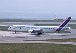 goshiさんが、関西国際空港で撮影したロイヤル・ネパール航空 757-2F8の航空フォト(飛行機 写真・画像)