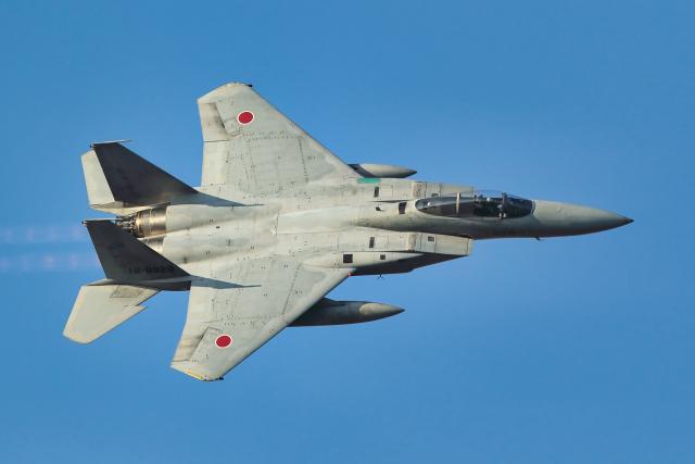 姉ヶ崎疾風さんが、岐阜基地で撮影した航空自衛隊 F-15J Eagleの航空フォト(飛行機 写真・画像)