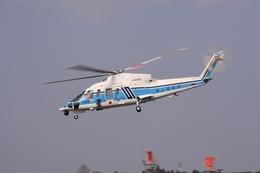 さわすけさんが、仙台空港で撮影した海上保安庁 S-76C+の航空フォト(飛行機 写真・画像)