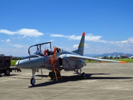 kaeru6006さんが、浜松基地で撮影した航空自衛隊 T-4の航空フォト(飛行機 写真・画像)