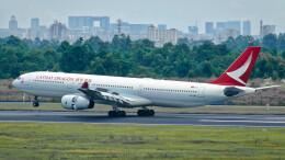 让开我先飞さんが、成都双流国際空港で撮影したキャセイドラゴン A330-343Xの航空フォト(飛行機 写真・画像)