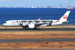 とらとらさんが、羽田空港で撮影した日本航空 A350-941の航空フォト(飛行機 写真・画像)