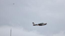 誘喜さんが、那覇空港で撮影したメッシュ・サポート A36 Bonanza 36の航空フォト(飛行機 写真・画像)