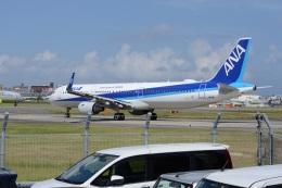 h_wajyaさんが、福岡空港で撮影した全日空 A321-211の航空フォト(飛行機 写真・画像)