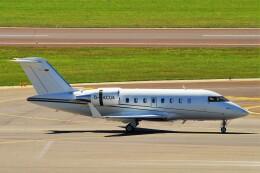 ちっとろむさんが、ウィーン国際空港で撮影したDC アヴィエーション CL-600-2B16 Challenger 605の航空フォト(飛行機 写真・画像)