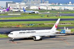 Hiro Satoさんが、羽田空港で撮影した日本航空 767-346/ERの航空フォト(飛行機 写真・画像)