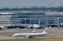 h_wajyaさんが、羽田空港で撮影した中国国際航空 A321-213の航空フォト(飛行機 写真・画像)