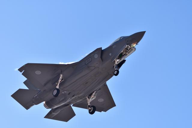 ひこ☆さんが、松島基地で撮影した航空自衛隊 F-35A Lightning IIの航空フォト(飛行機 写真・画像)
