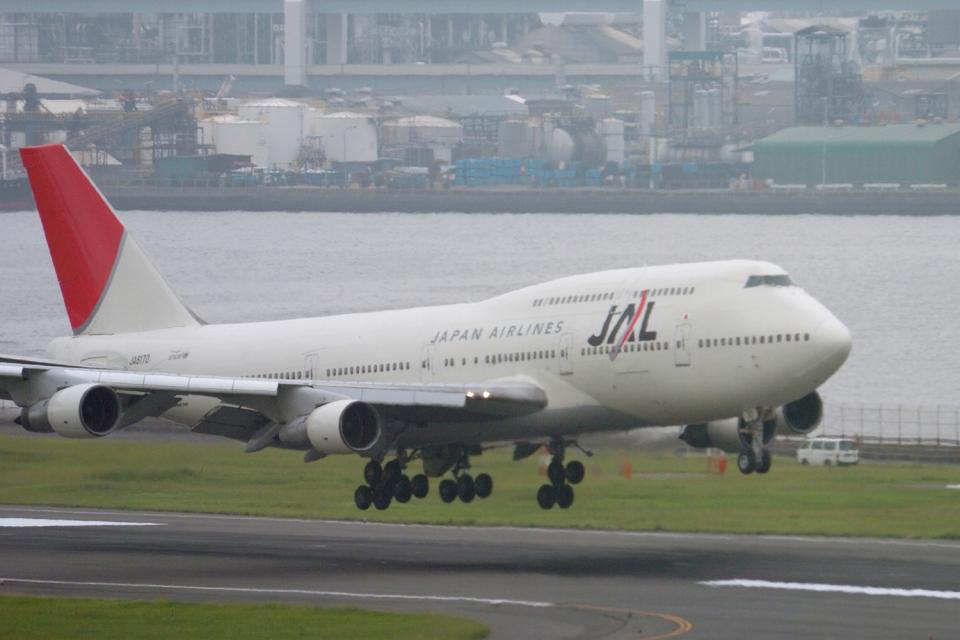 senyoさんの日本航空 Boeing 747-100 (JA8170) 航空フォト