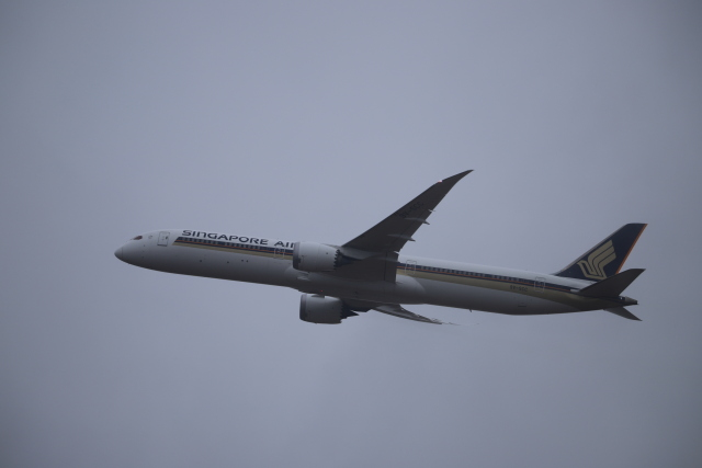 m_aereo_iさんが、成田国際空港で撮影したシンガポール航空 787-10の航空フォト(飛行機 写真・画像)