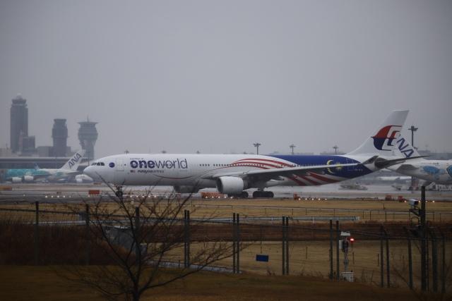 m_aereo_iさんが、成田国際空港で撮影したマレーシア航空 A330-323Xの航空フォト(飛行機 写真・画像)