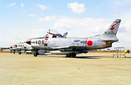 A-330さんが、名古屋飛行場で撮影した航空自衛隊 F-86D-26の航空フォト(飛行機 写真・画像)