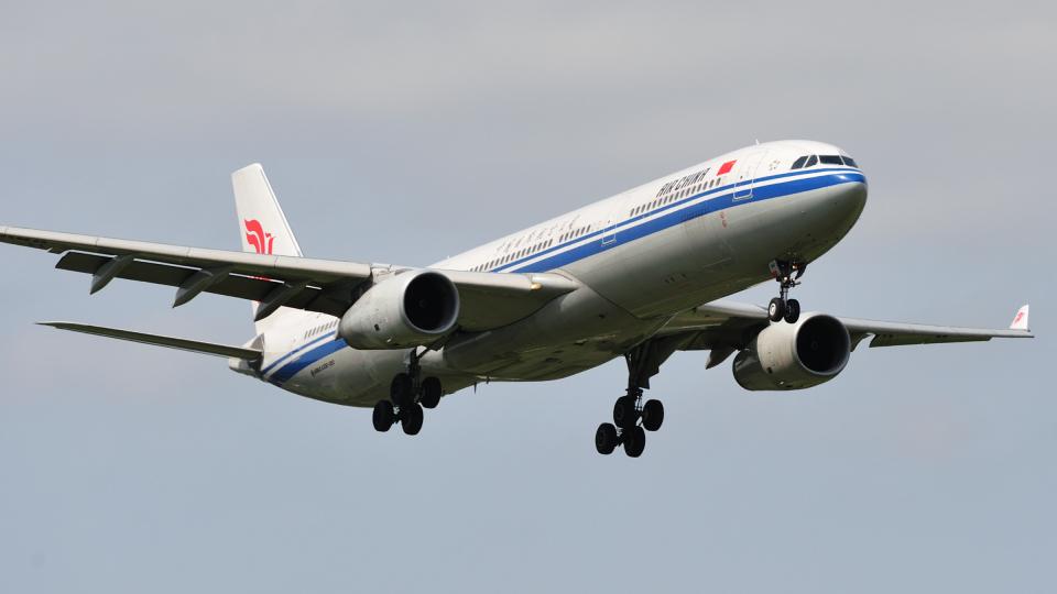 saoya_saodakeさんの中国国際航空 Airbus A330-300 (B-5946) 航空フォト