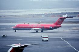 パール大山さんが、ラガーディア空港で撮影したニューヨーク エア DC-9-31の航空フォト(飛行機 写真・画像)