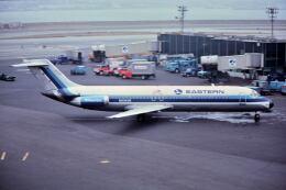 パール大山さんが、ラガーディア空港で撮影したイースタン航空 (〜1991) DC-9-31の航空フォト(飛行機 写真・画像)