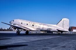 パール大山さんが、ハーツフィールド・ジャクソン・アトランタ国際空港で撮影したBo-S-Aire Airlines C-47A Skytrainの航空フォト(飛行機 写真・画像)