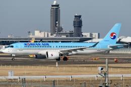 しまb747さんが、成田国際空港で撮影した大韓航空 BD-500-1A11 CSeries CS300の航空フォト(飛行機 写真・画像)