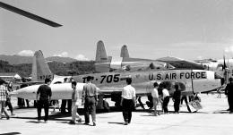 Y.Todaさんが、福岡空港で撮影したアメリカ空軍 T-33Aの航空フォト(飛行機 写真・画像)