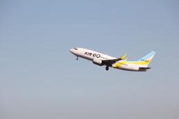SHU777さんが、羽田空港で撮影したAIR DO 737-781の航空フォト(飛行機 写真・画像)