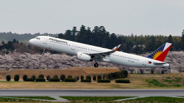 FlyingMonkeyさんが、成田国際空港で撮影したフィリピン航空 A321-231の航空フォト(飛行機 写真・画像)