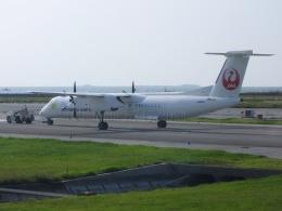 しまb747さんが、那覇空港で撮影した琉球エアーコミューター DHC-8-402Q Dash 8 Combiの航空フォト(飛行機 写真・画像)
