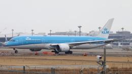 raichanさんが、成田国際空港で撮影したKLMオランダ航空 787-9の航空フォト(飛行機 写真・画像)