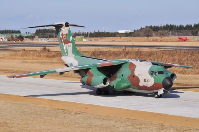 デルタおA330さんが、入間飛行場で撮影した航空自衛隊 C-1の航空フォト(飛行機 写真・画像)
