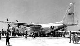 Y.Todaさんが、福岡空港で撮影したアメリカ空軍 C-130Aの航空フォト(飛行機 写真・画像)